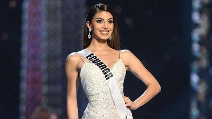 Miss Universo 2018 | Ecuador: Virginia Limongi es una de las favoritas para ganar el certamen