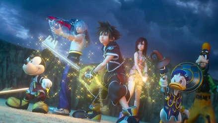 Se filtran copias de Kingdom Hearts III y el director del videojuego se pronuncia al respecto