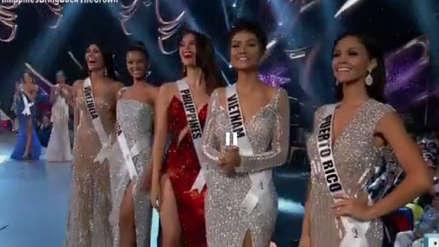 Miss Universo 2018 | Estas fueron las 5 finalistas que lucharon por la corona
