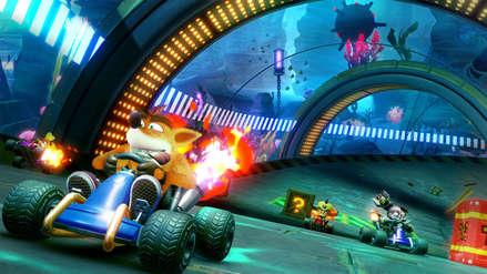 Crash Team Racing Nitro-Fueled   Todas las novedades de la remasterización del legendario videojuego