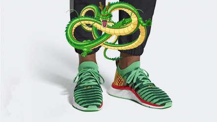 Dragon Ball | Reconocida marca de zapatillas lanza sus modelos inspirados en Shen Long