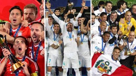 Real Madrid: los 10 últimos campeones del Mundial de Clubes