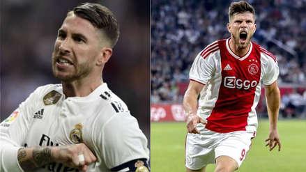 Real Madrid vs. Ajax: fecha, horarios y canales de los partidos por los octavos de final de Champions