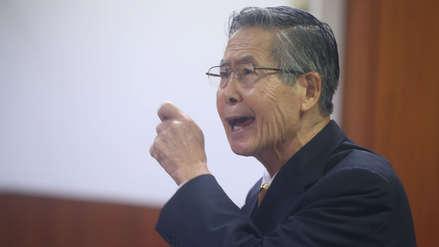 Sala Penal Especial dejó al voto la apelación de Alberto Fujimori contra la nulidad del indulto