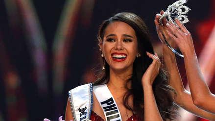 Miss Universo 2018: Así luce la nueva reina Catriona Gray sin maquillaje [FOTOS]