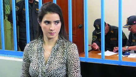 Segunda Sala Penal de Apelaciones negó libertad a Katiuska del Castillo