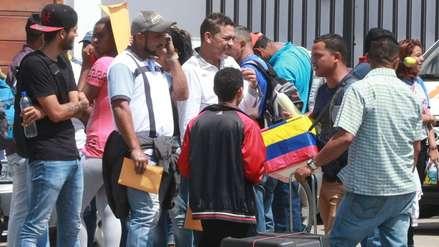 """""""Qué conveniente es ser venezolano"""""""
