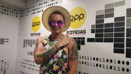 """Farik Grippa: """"Es el momento de la revolución de la música peruana"""""""