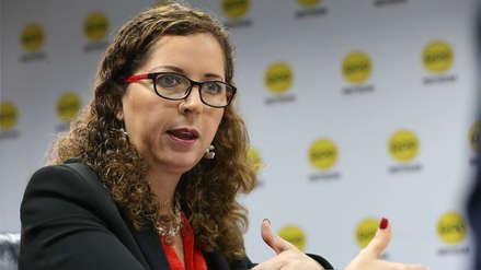 """Rosa Bartra: """"Creo que los fiscales están haciendo campaña para permanecer en el cargo"""""""