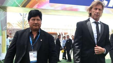 Ricardo Gareca desmiente supuestas declaraciones a Edwin Oviedo