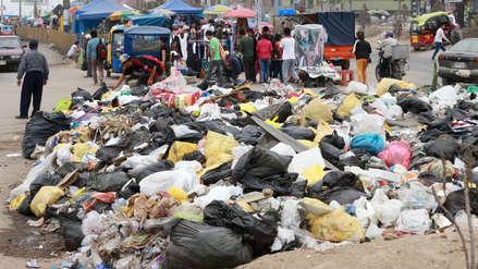 La basura en calles puede originar cuadros de estrés crónico en limeños