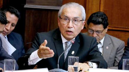 Fiscalía dice que pedido a equipo del caso Lava Jato no representa injerencia ni hostilización