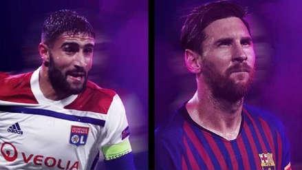 Barcelona vs. Lyon: fecha, horarios y canales de los partidos por los octavos de final de la Champions League