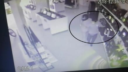 DIVINCRI investiga robo de 150 mil soles a Tienda de Electrodomésticos