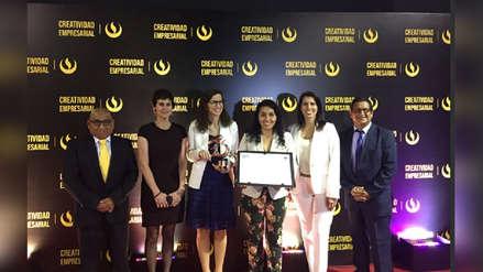Creatividad Empresarial: Fundación Augusto N. Wiese se alza como ganador con el Premio Especial al Espíritu Emprendedor