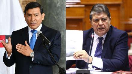 Secretario de Alan García: El ministro Morán fue quien ofreció resguardo policial en la casa del expresidente