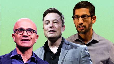 Ranking mundial: Los 29 mejores CEO de tecnología del 2018