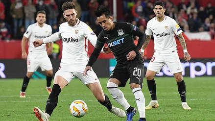 Con Christian Cueva: Krasnodar enfrentará al Bayer Leverkusen en la Europa League