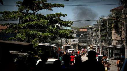 Brasil | Incendio consumió refinería privada sin víctimas que lamentar