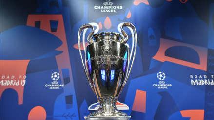 Champions League: Conoce a los rivales de Real Madrid y Barcelona en los octavos de final
