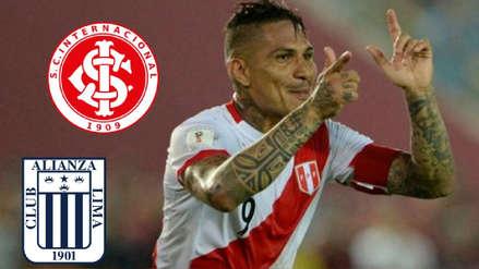 Alianza Lima vs. Inter de Porto Alegre: Paolo Guerrero sí podrá jugar el partido de Copa Libertadores