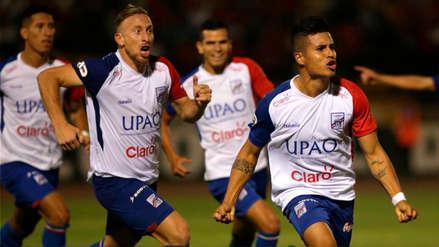 Mannucci venció a Cienciano y es el nuevo inquilino de la Primera División
