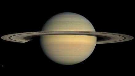 Saturno se está quedando sin sus anillos