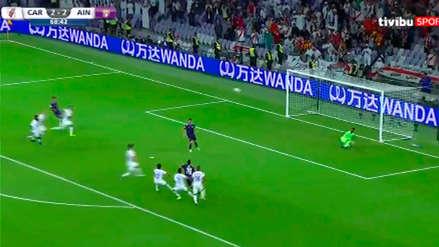 El penal fallado por Pity Martínez que alarga el partido de River ante Al Ain
