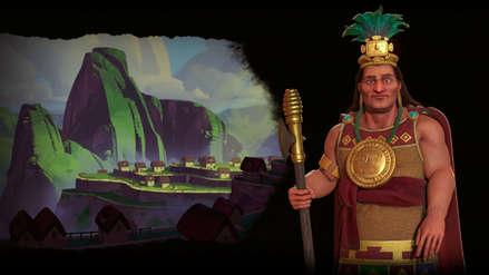 Civilization VI | Al mando de Pachacútec, el Imperio Inca será protagonista del videojuego