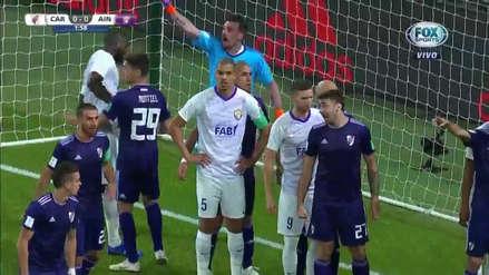 La desconcentracion defensiva de River Plate que le costó el 1-0 ante el Al Ain