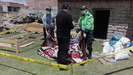 Hallan el cadáver de una mujer desaparecida hace seis meses en Yunguyo