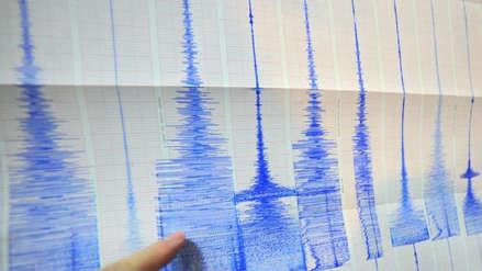 Chile   Sismo de magnitud 5.9 sacudió el sureste de la Isla de Pascua