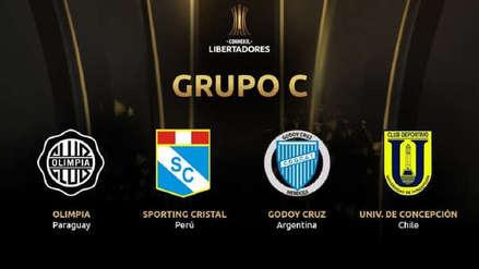 Sporting Cristal: conoce el calendario del grupo C de la Copa Libertadores 2019