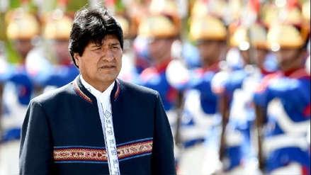 Denuncian penalmente a quienes avalaron la candidatura de Evo Morales