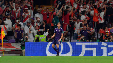 River Plate volteó el marcador ante el Al Ain con este gol de Santos Borré