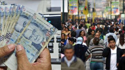 Peruanos que ganen menos de S/2,100 al mes no pagarán Impuesto a la Renta el 2019