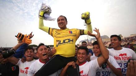 Así celebró Alianza Universidad de Huánuco su ascenso a Primera División | FOTOS
