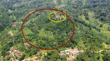 Indonesia   Descubren que montaña era una pirámide construida hace miles de años