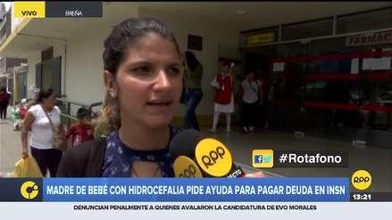 Niña venezolana de un año con hidrocefalia fue operada en el Hospital del Niño
