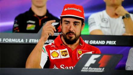 Fernando Alonso y la posibilidad de correr el Rally Dakar