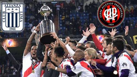 ¿River Plate jugará con Alianza Lima y Paranaense el mismo día y en países distintos?