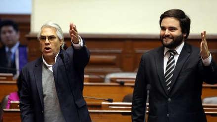Costa, Zeballos, Petrozzi, De Belaunde y Lombardi solicitaron conformar nueva bancada