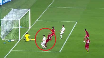 Real Madrid: el golazo de Gareth Bale tras gran combinación con Marcelo