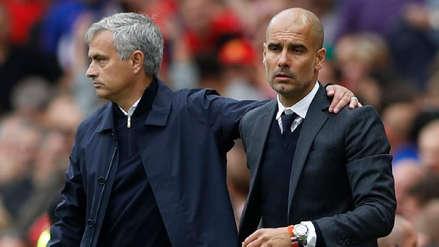 Manchester United: la reflexión de Pep Guardiola por el despido de José Mourinho