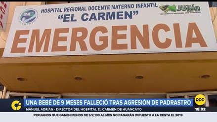 Murió niña de nueve meses que fue presuntamente golpeada por su padrastro en Junín