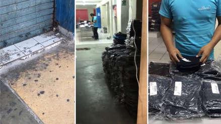 Chimbote | Tres jóvenes eran obligados a trabajar encerrados en un almacén