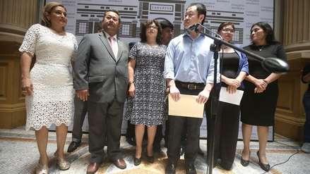 Congresistas cercanos a Kenji Fujimori pedirán ser registrados como bancada Cambio 21