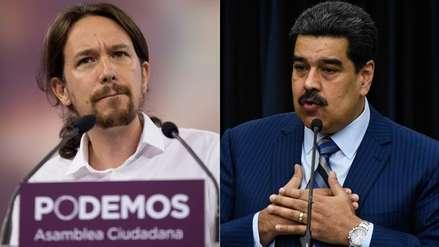 """Líder de izquierda española se rectificó: """"La situación política y económica en Venezuela es nefasta"""""""