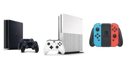 PlayStation 4, Xbox One y Nintendo Switch vendieron más de un millón de unidades en noviembre en EE.UU.