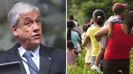 Chile anuncia que se abstendrá en votación de Pacto Migratorio de la ONU